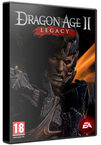Dragon Age II (9DLC/High Texture Pack/Legasy) от R.G.Torrent-Games
