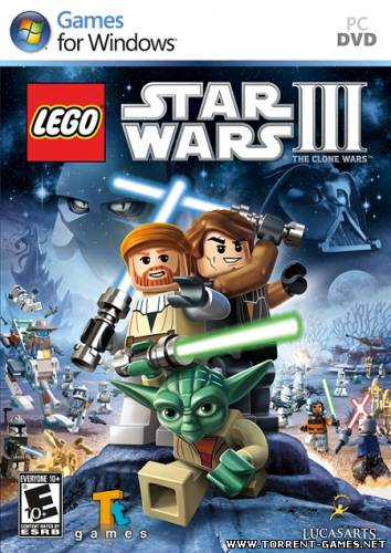 LEGO Star Wars 3: The Clone Wars (LucasArts Entertainment) (ENG)