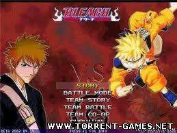 Bleach X Naruto MUGEN / (Fighting) PC