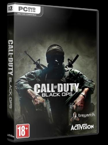 [RePack] Call of Duty: Black Ops [Ru] 2010 | Lakasa (R.G. Alkad) (Update 6)