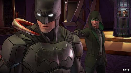 первые скриншоты Batman: The Enemy