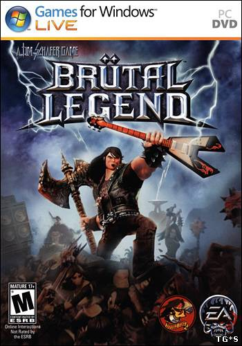 Brutal Legend (2013) PC | RePack от R.G. Catalyst