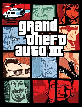 GTA 3 / Grand Theft Auto 3 (2001) PS3