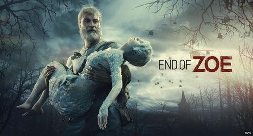 Новые подробоности и трейлер DLC Not A Hero и End Of Zoe для Resident Evil 7