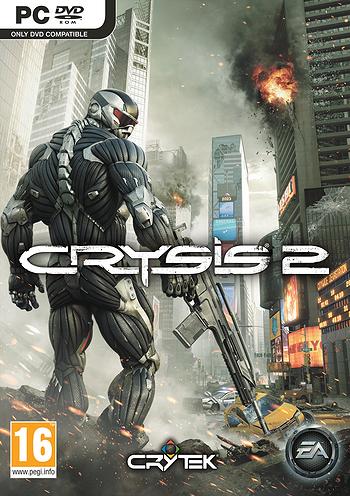 Crysis 2 (2011) 5620 Многоязычная версия