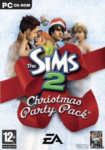 The Sims 2:Christmas Party Pack (2005) PC by tg