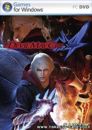 Devil May Cry 4 (2008) PC | Lossless RePack