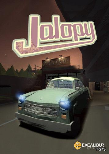 Jalopy [v 1.03] (2018) PC   Лицензия