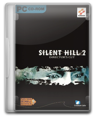 Silent Hill 2 - Director's Cut (2002) (RUS) (RePack) от Кроатоан