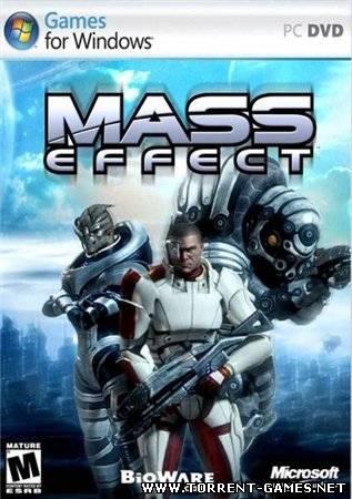 Mass Effect - Специальное издание (2009) PC RePack