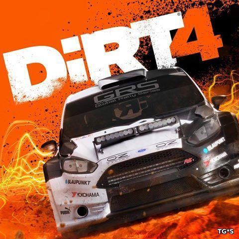 DiRT 4 официально анонсирован