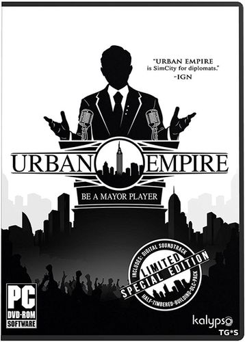 Urban Empire [v 1.1.6.6] (2017) PC | RePack by qoob