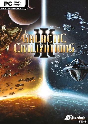 Galactic Civilizations III [v 1.8 + 9 DLC] (2015) PC | RePack от xatab