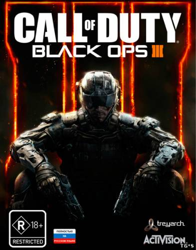 Call of Duty Black Ops III [2015, RUS, Repack] by DaveGame