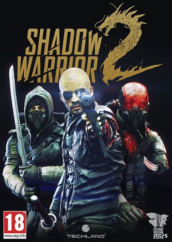 Shadow Warrior 2: Deluxe Edition [v.1.1.9.0] (2016) PC | Steam-Rip by Let'sРlay