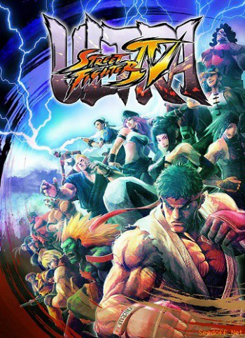Ultra Street Fighter IV [Update 6] (2014) PC | RePack by Mizantrop1337