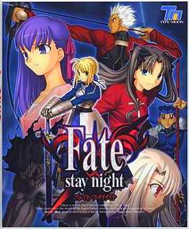 Fate/stay night [2004|Rus]
