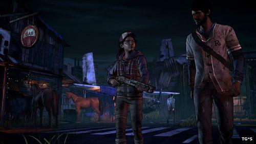The Walking Dead: A New Frontier New - новые скриншоты и персонажы