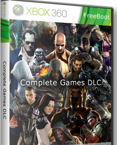 Complete Games DLC (2005-2012) [ENG|RUS][L] (Freeboot)