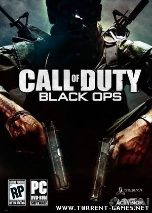 Call of Duty: Black Ops (2010) RUS Распакованная