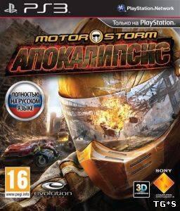 Motorstorm Apocalypse скачать торрент