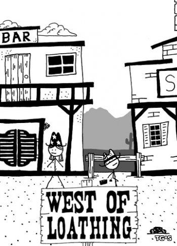 West of Loathing [ENG] (2017) PC | Лицензия