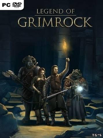 Legend Of Grimrock скачать торрент на русском
