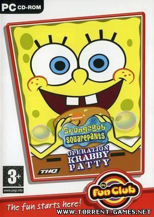 Губка Боб : Операция Крабовый Пирожок / SpongeBob Square Pants Operation