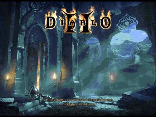 Diablo II - ZyEl version 4.4c (2008) [RUS] [RUSSOUND] [P]