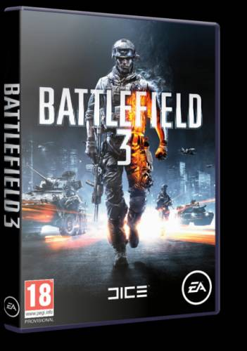 Battlefield 3 Limited Edition (Electronic Arts) (2011) [RUS/MULTi11]