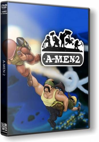 A-Men 2 [RePack] [2015|Eng|Multi6]