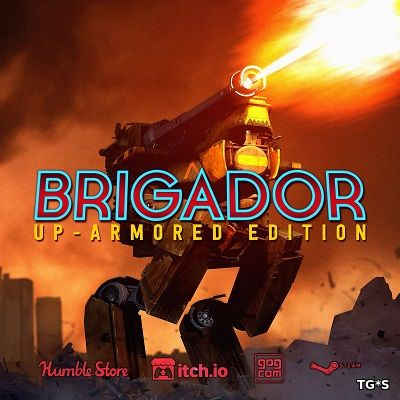 Brigador: Up-Armored Deluxe [v 1.4 + DLC] (2017) PC | RePack by Other s