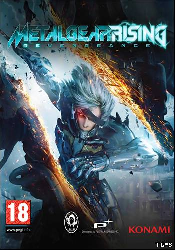 Metal Gear Rising: Revengeance (2014) PC | RePack by Mizantrop1337