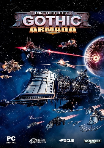 Battlefleet Gothic: Armada (Focus Home Interactive) (ENG/MULTi4) [L] - CODEX