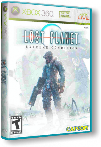 Lost Planet: Extreme Condition Colonies Edition (2008) XBOX 360