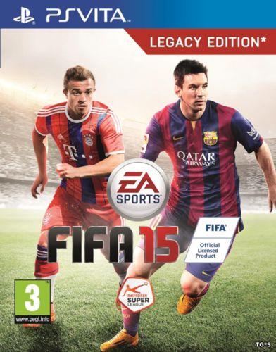 FIFA 15 [2014, ENG, L]