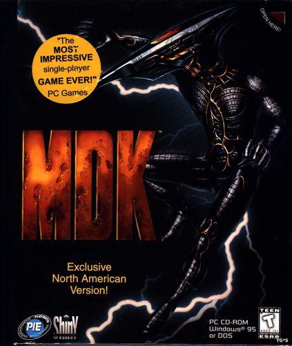 MDK [GoG] [1997|Eng]