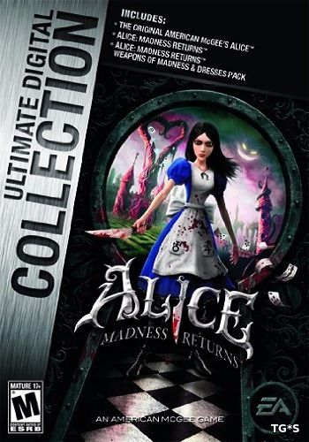 Alice: Madness Returns - The Complete Collection [v.1.0.0.0] (2011) PC | Steam-Rip by Let'sРlay