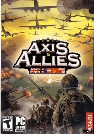 Скачать игру axis and allies через торрент на русском