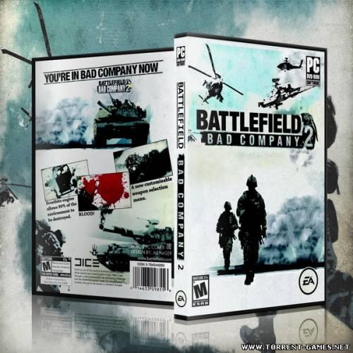 Battlefield: Bad Company 2 (RUS) [RePack]