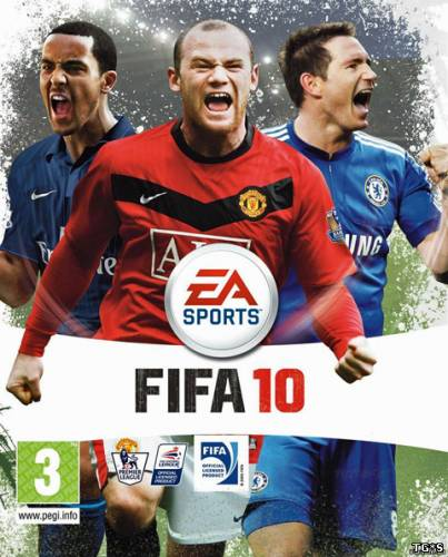 FIFA 10 (2009) PS3 by tg