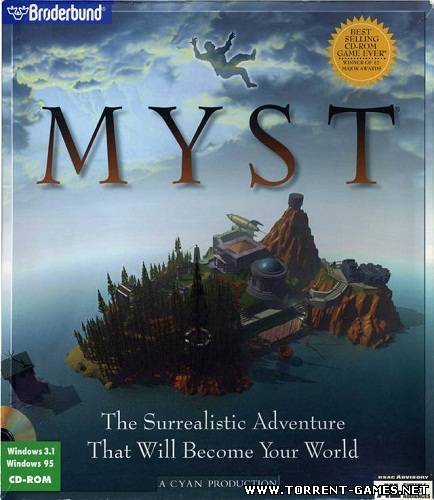 Myst v: end of ages (2005) pc repack