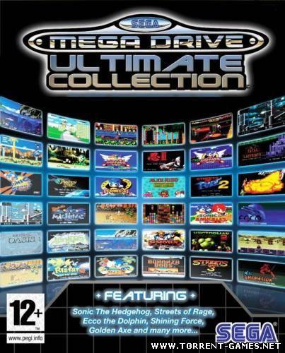 1071 игра от приставки Sega + эмулятор Gens (2008)