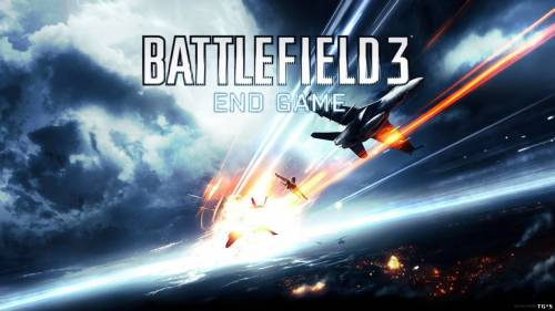 Battlefield 3 End Game (2013) PC | DLC