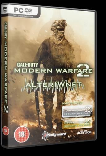 Call of Duty: Modern Warfare 2 (с полностью работоспособным мультиплеером, не требующем ключ)