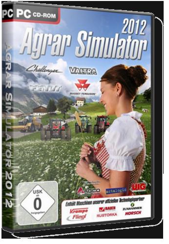 Agrar simulator 2012 deluxe v 1 0 1 0 2012 pc eng