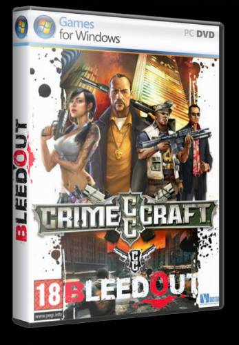 CrimeCraft:Gang Wars / Online-only