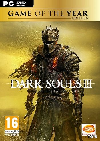 Dark Souls III (3) Game of the Year Edition (Bandai Namco Entertainment) (RUS/ENG/Multi11) [DL|Steam-Rip]