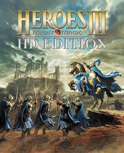Heroes of Might & Magic 3: HD Edition [v 1.18] (2015) PC | Repack by SeregA-Lus