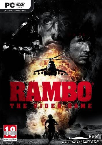 Rambo: The Video Game (ENG|MULTI5) [RePack] от R.G. Механики